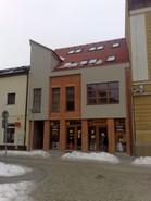 2009 - Polyfunkčný dom - J. Weisseho