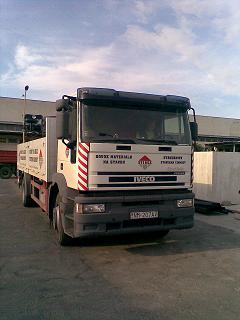 IVECO 8.5 t s hydraulickou rukou