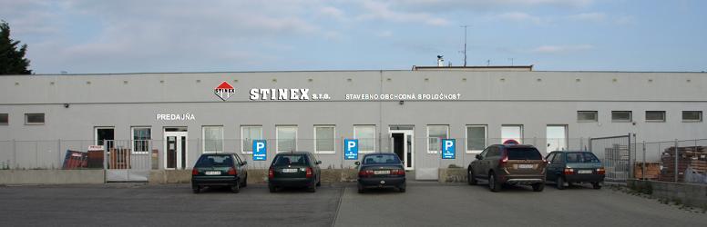 Firma STINEX s.r.o.